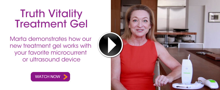 All About Truth Vitality Treatment Gel (VIDEO)