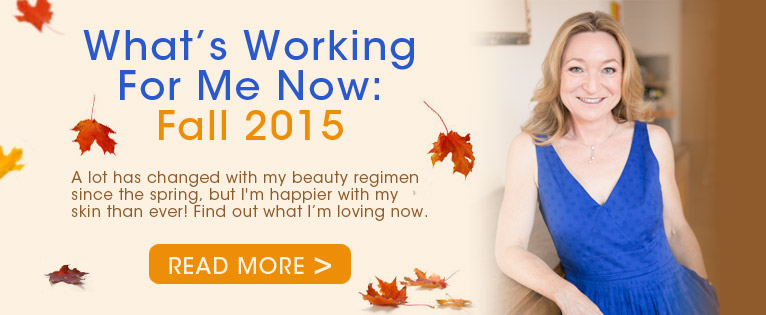 What's Working for Me: Fall 2015