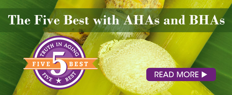 FIve Best with AHAs and BHAs 2016