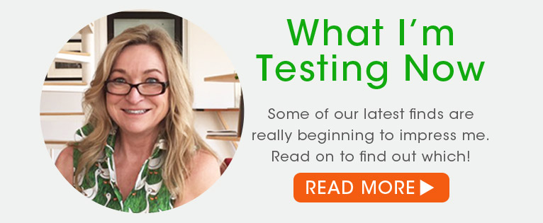 What I'm Testing Now May 2016