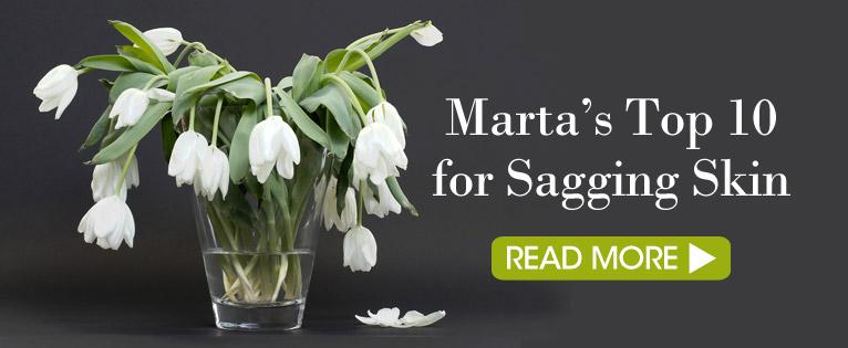 Top 10 for Sagging Skin