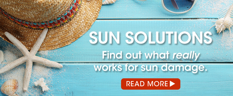 You Told Us: What Really Works for Sun Damage