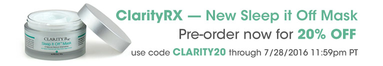 Clarity RX Mask
