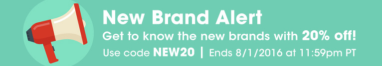 Brand New Brands