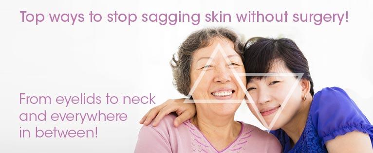 Stop Sagging Skin