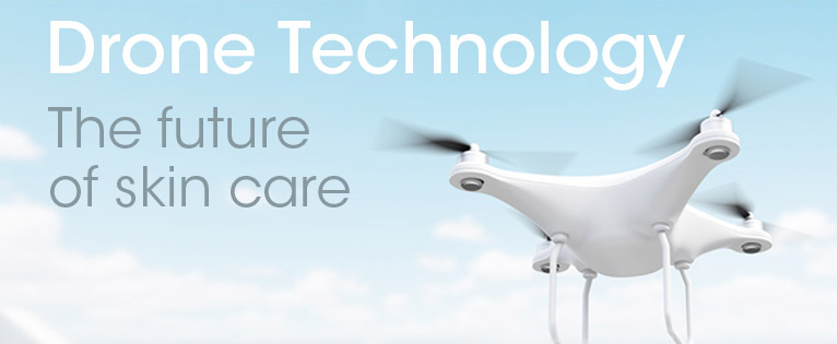 Drone Technology in Skin Care