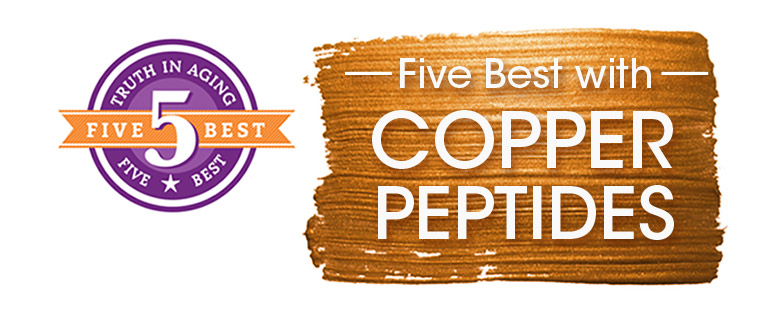 Best Five with Copper Peptides 2016