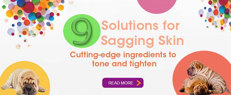 9 Solutions for Sagging Skin