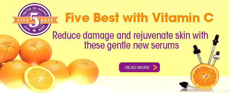Five Best with Vitamin C 2014