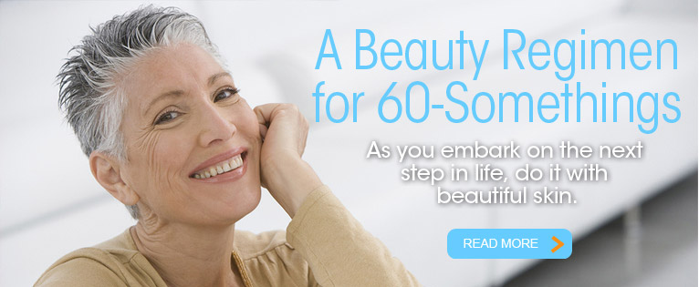 A Beauty Routine for 60-Somethings