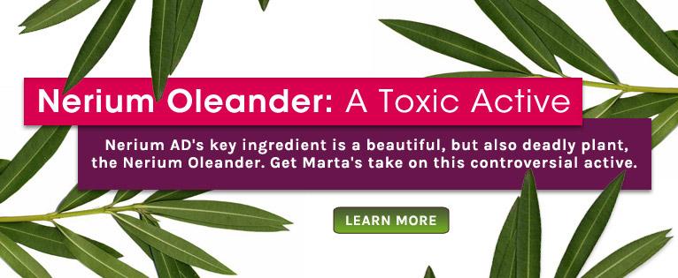 Ingredient: Nerium Oleander