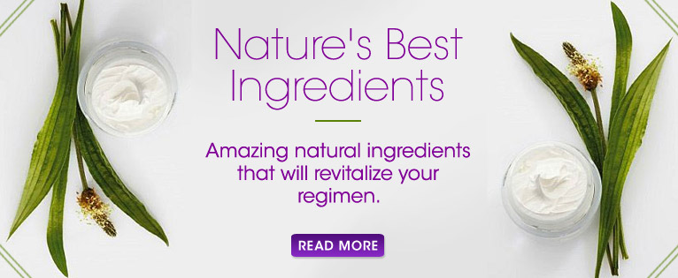 Nature's Best Ingredients