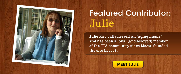 Featured Contributor: Julie