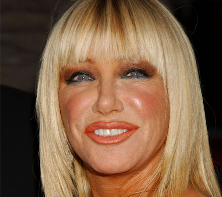 Suzanne somers facial mask