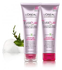 LOreals EverPure SulfateFree Color Care Review  Truth In Aging