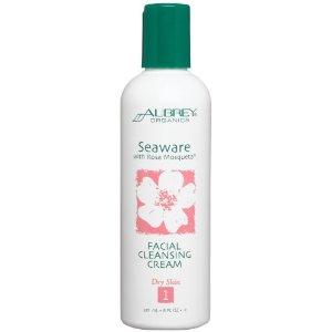 Aubrey Organics Seaware with Rosa Mosqueta Facial cleanser