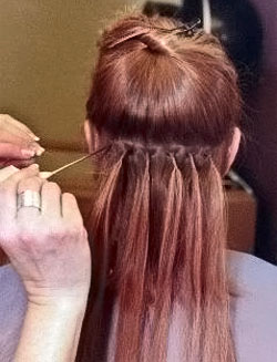 Hair Extensions Can Be Harmful