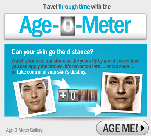 Age-O-Meter Doesn't Add Up - Truth In Aging