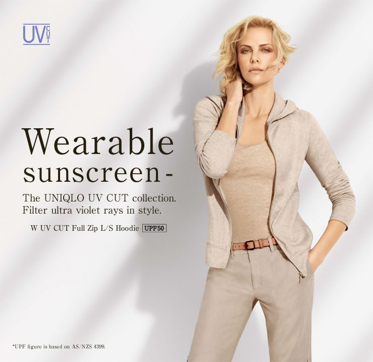 2c0fa18c Sun-protective clothing from UNIQLO - Truth In Aging