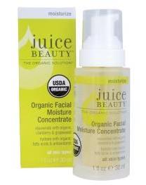 Organic facial moisture concentrate