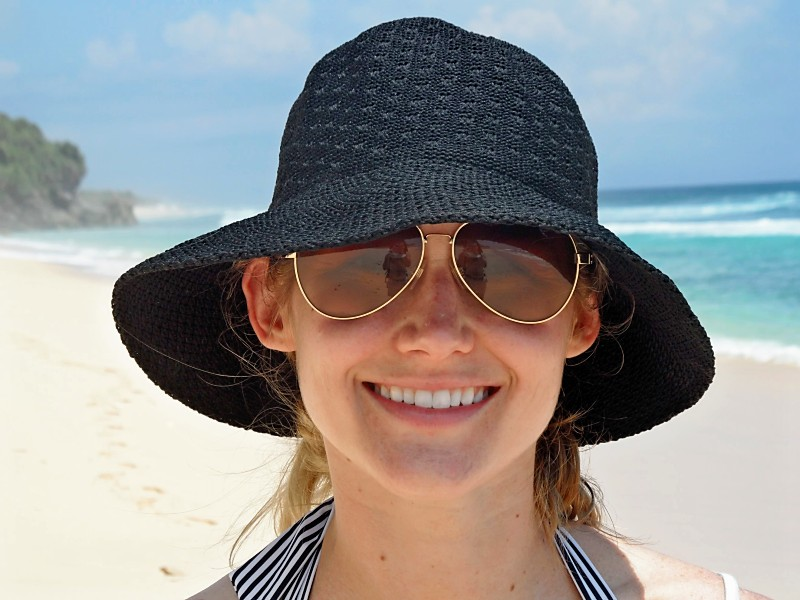 Coolibar s UPF 50+ Sun Hat  stylish shade on the go - Truth In Aging 51e81a3c5d7