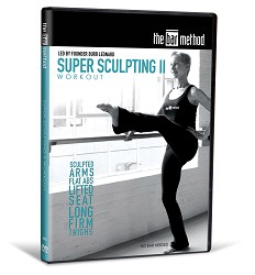 The Bar Method Super Sculpting 2