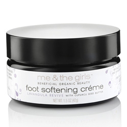Me & the Girls Lavandula Revive Foot Créme 1.5 oz