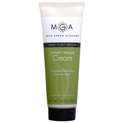 Max Green Alchemy Naked Rescue Cream 4.0 oz