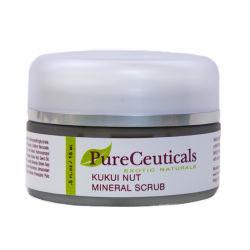 PureCeuticals KuKui Nut Mineral Scrub 0.5 oz