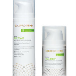Goldfaden MD Facial Cleanser and Vital Boost Moisturizer 1.7 fl oz