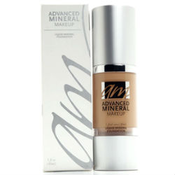 Advanced Mineral Makeup Liquid Foundation 1.0 oz