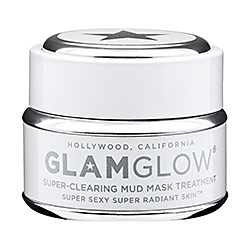 GlamGlow's celebrity mud mask