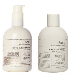Sans Ceutiucals Nourishing Hair Hydratant and Wash 8.45 fl oz
