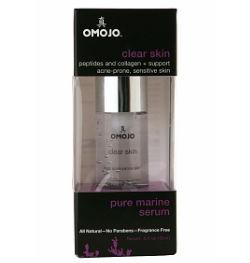 Omojo Clear Skin Pure Marine Serum 0.5 oz