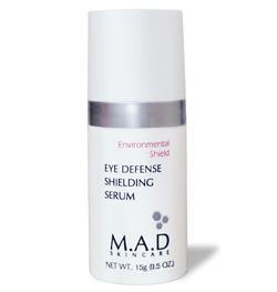 M.A.D Skincare Eye Defense Shielding Serum 0.5 oz