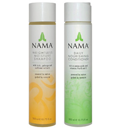 Nama Shampoo and Conditioner 10.75 oz