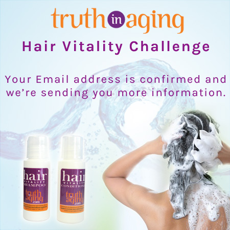 Hair Vitality Challenge