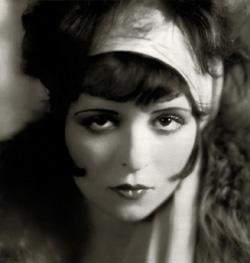 Clara Bow Makeup